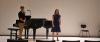prima la musica 2020 Auftritt von Livia und Peter